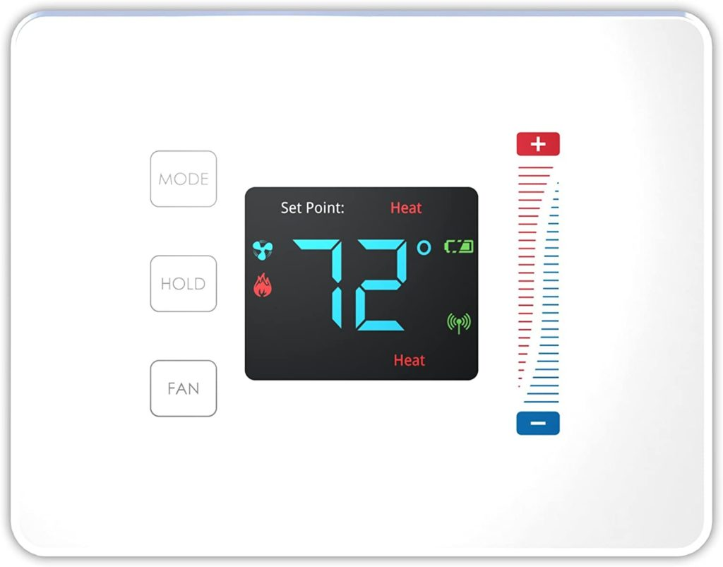 twc intelligent home thermostat