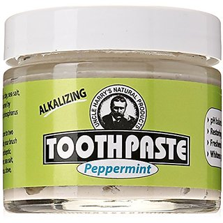 Uncle Harry's Toothpaste